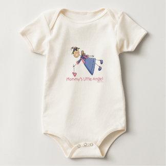Wenig der Engels-Shirt der Mama Strampelanzug