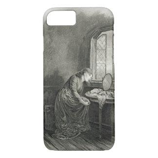 Wenig Dorrit, von 'Charles Dickens: Ein Klatsch iPhone 8/7 Hülle
