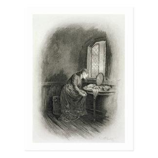 Wenig Dorrit, von 'Charles Dickens: Ein Klatsch Postkarte
