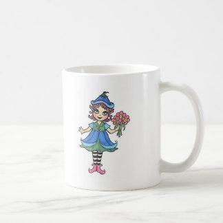 Wenig Elfgirl Kaffeetasse