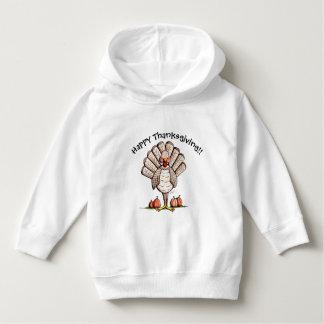 Wenig Erntedank-Kleinkind-Pullover der Türkei Hoodie