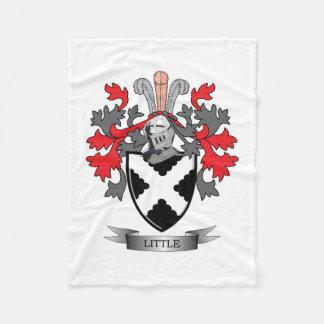 Wenig Familienwappen-Wappen Fleecedecke