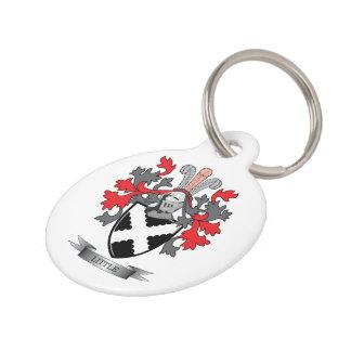 Wenig Familienwappen-Wappen Tiernamensmarke