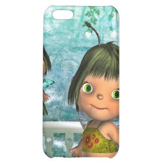Wenig feenhafte Fantasie-Kunst iPhone 5C Cover