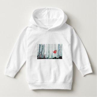 wenig fischartig hoodie