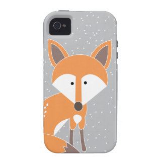 Wenig Fox iPhone 4 Case
