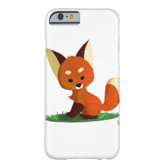 Wenig Fox iPhone 6 Plusfall Barely There iPhone 6 Hülle