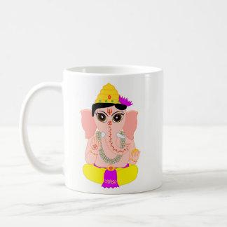 Wenig Ganesha Kaffeetasse