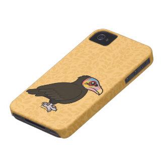 Wenig Gelb-köpfiger Geier iPhone 4 Case-Mate Hüllen