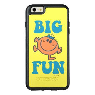 Wenig großer Spaß Fräulein-Fun | OtterBox iPhone 6/6s Plus Hülle