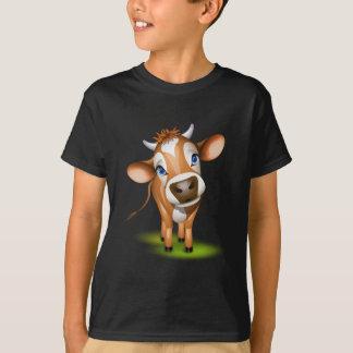 Wenig Jerseykuh T-Shirt