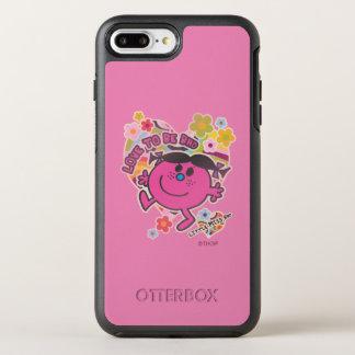 Wenig Liebe Fräulein-Bad |, schlecht zu sein OtterBox Symmetry iPhone 8 Plus/7 Plus Hülle