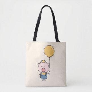 Wenig Piggy Tasche