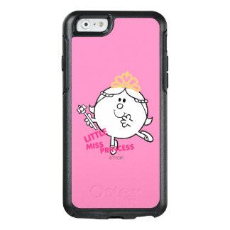 Wenig rosa Beschriftung Fräulein-Prinzessin | OtterBox iPhone 6/6s Hülle