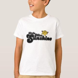 Wenig schwarze Blasen-Beschriftung T-Shirt