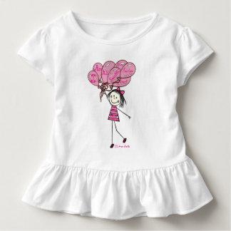 Wenig Seraphina - ich bin ich Kleinkind T-shirt