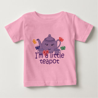 Wenig Teekanne Baby T-shirt