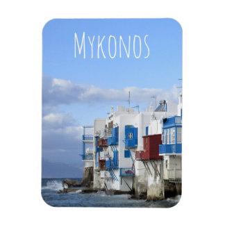 Wenig Venedig, Mykonos, Griechenland Magnet