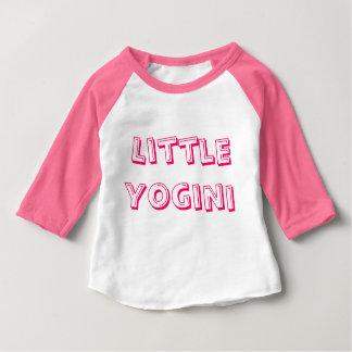 Wenig Yogini - Baby-Yoga-Kleidung Baby T-shirt