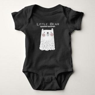 Wenige Bärn-Waldtiere Baby Strampler