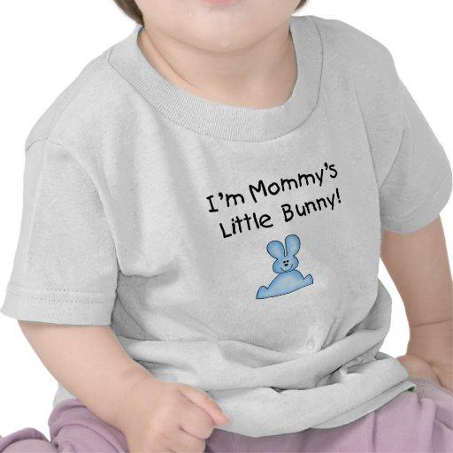 Wenige das Häschen-T-Shirts und Geschenke der blau