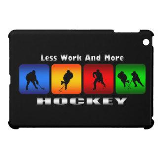 Weniger Arbeit und mehr Hockey iPad Minifall iPad Mini Hülle