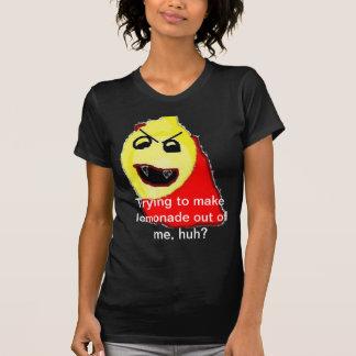 Wenn das Leben Ihnen Zitronen gibt T-Shirt