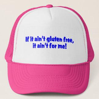Wenn es Aint Gluten frei es Aint für mich Truckerkappe