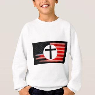 wenn Faschismus nach Amerika kommt Sweatshirt