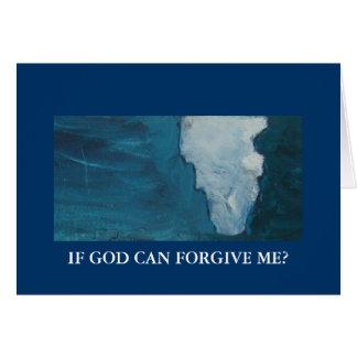 Wenn Gott Karte