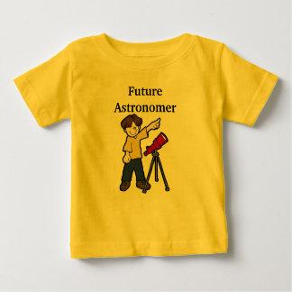 Wenn ich aufwachse baby t-shirt