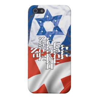 Wenn ich dich vergesse Jerusalem iPhone 5 Cover