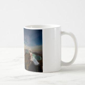 Wenn ich eine Libelle 1 war Kaffeetasse