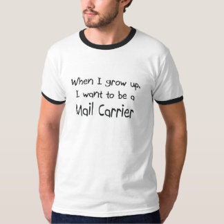 Wenn ich mich aufwachse, wollen Sie, um eine T-Shirt