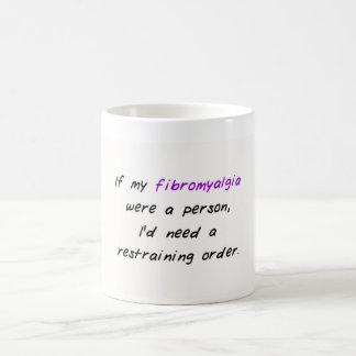 Wenn mein Fibromyalgia eine Person… waren Kaffeetasse