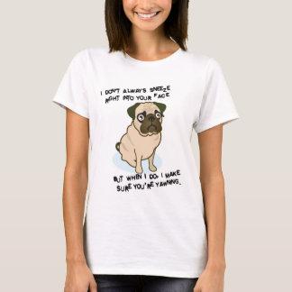 Wenn Möpse niesen T-Shirt