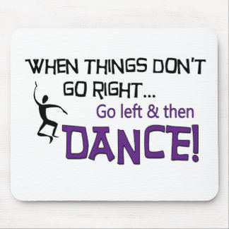 Wenn Sachen nicht nach rechts… gehen Mousepad