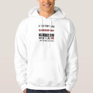 Wenn Sie Dancesport nicht cool mögen Kapuzensweatshirts