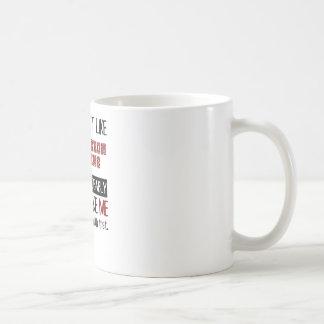 Wenn Sie das Lehm-Tauben-Schießen nicht cool mögen Kaffeetasse