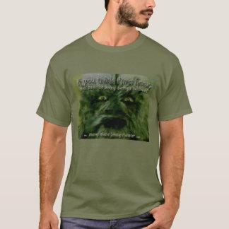 Wenn Sie denken, dass ich ein Hokuspokus bin T-Shirt