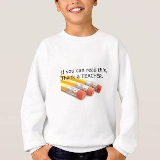 Wenn Sie dieses lesen können, danken Sie einem Sweatshirt