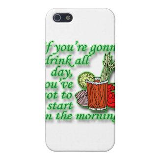 Wenn Sie Grün den ganzen Tag trinken werden Hülle Fürs iPhone 5