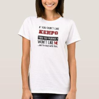 Wenn Sie Kenpo nicht cool mögen T-Shirt