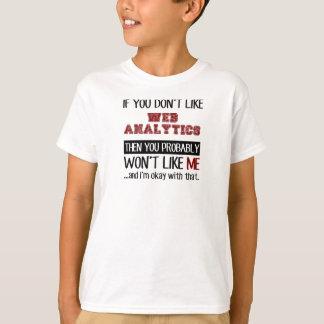 Wenn Sie NetzAnalytics nicht cool mögen T-Shirt