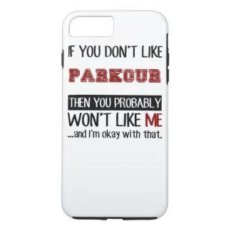 Wenn Sie Parkour nicht cool mögen iPhone 8 Plus/7 Plus Hülle