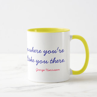 Wenn Sie wissen nicht… Tasse