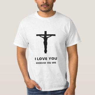 Wer auch immer sind Sie T-Shirt