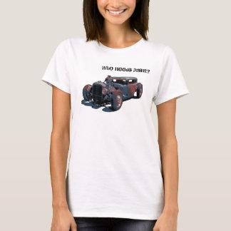 Wer benötigt Farbe? T-Shirt