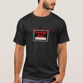 Wer benötigt on-line-Auktionen? T-Shirt
