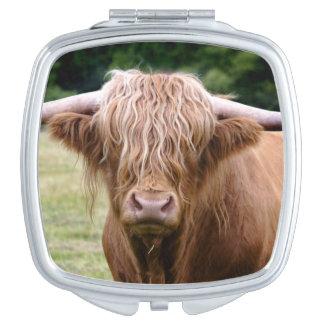 Wer den Licht-kompakten Spiegel ausfiel Taschenspiegel
